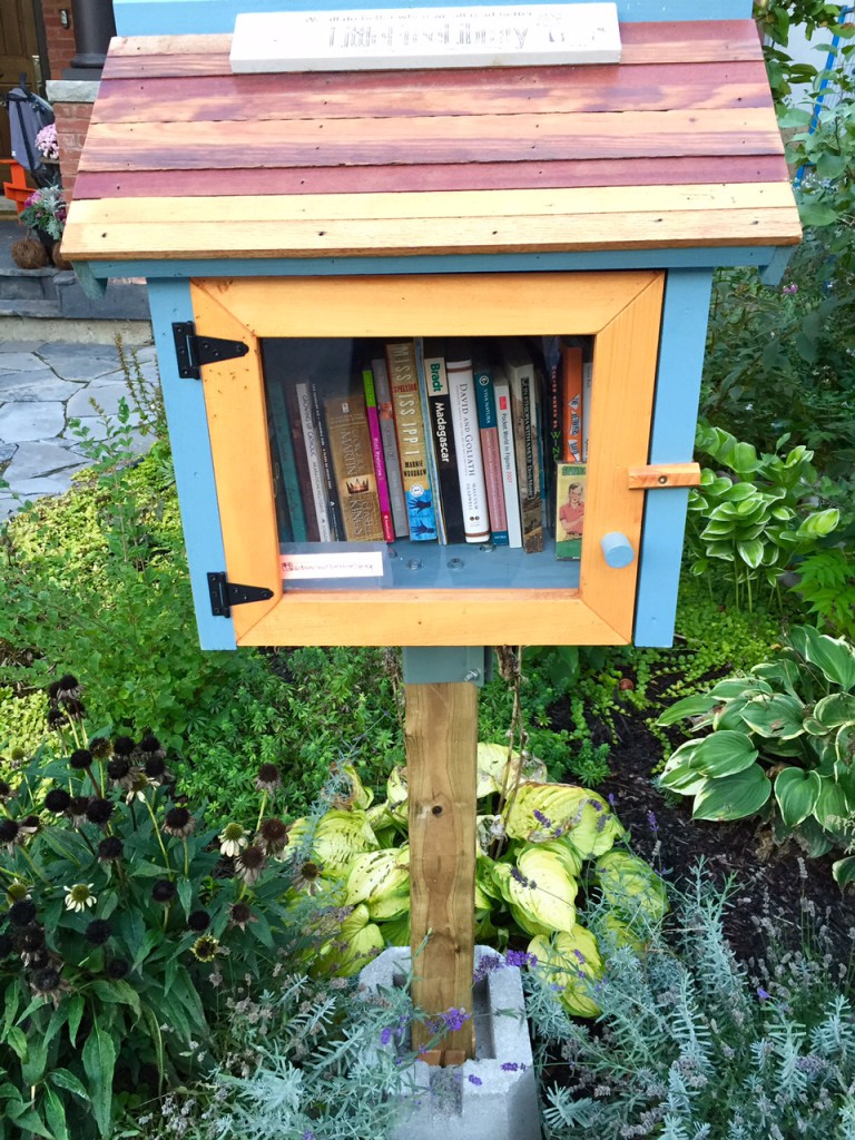 Dovercourt Little Free Library